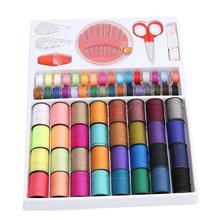 Professional Sewing Kits Repair Sewing Box Set for Hand Quilting Needle Thread Stitching Embroidery Sewing Accessories