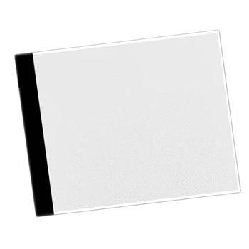 Tablero de pintura Digital LED A4 tableta gráfica Digital Ultra delgada Panel de copia de rastreo tableta de dibujo Envío Directo