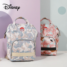 Genuine Disney Waterproof Diaper Bags for Mom Large Capacity Backpack Baby Bag Maternity Baby Care Nappy Bag Travel Mummy Bags
