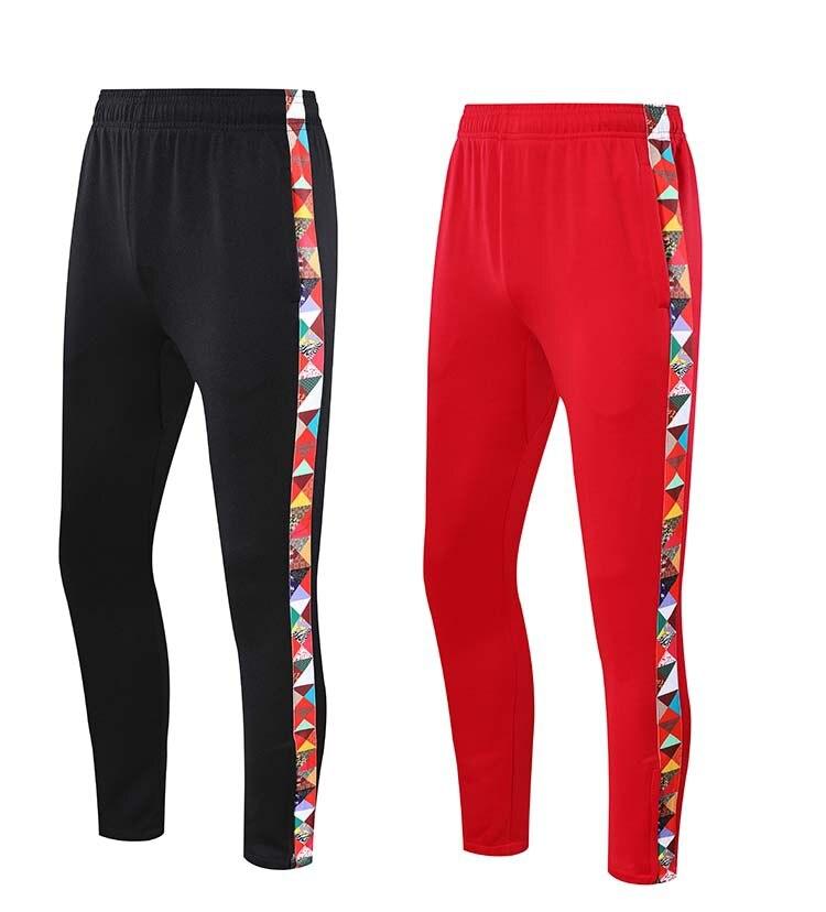 Esportes correndo calças listradas impressão feminina calças