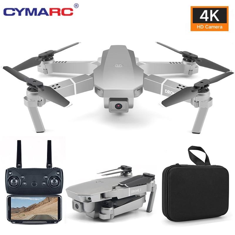 CYMARC M72 FPV RC Drone 4K Wifi HD Camera Mini Drone Optical Flow RC Quadcopter Helicopter Dron VS E68 SG107 S66