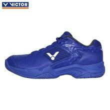 Оригинальная обувь для бадминтона; мужские и женские эластичные дышащие противоскользящие спортивные кроссовки; P9200td