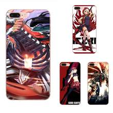 Gioco God Eater Burst Sexy Girl Per Huawei P7 P8 P9 P10 P20 P30 Lite Mini Plus Pro Y9 Prime P di Smart Z 2018 2019 TPU Call Box(China)
