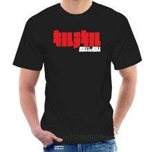 Camiseta negra con Logo de Kill La Kill, 1, 116700