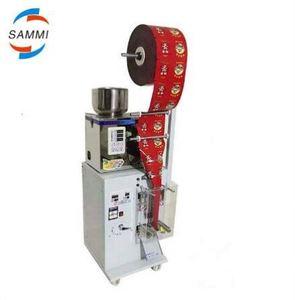 Автоматическая маленькая упаковочная машина для упаковки саше/соли/кофейного порошка