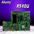 Материнская плата для ноутбука For Asus X540U X540UA X540UV PM / GM