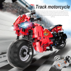 484PCS RC Racing Tra...