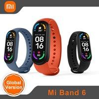 Xiaomi Mi Band 6 Globale Version Smart Armband 1.56
