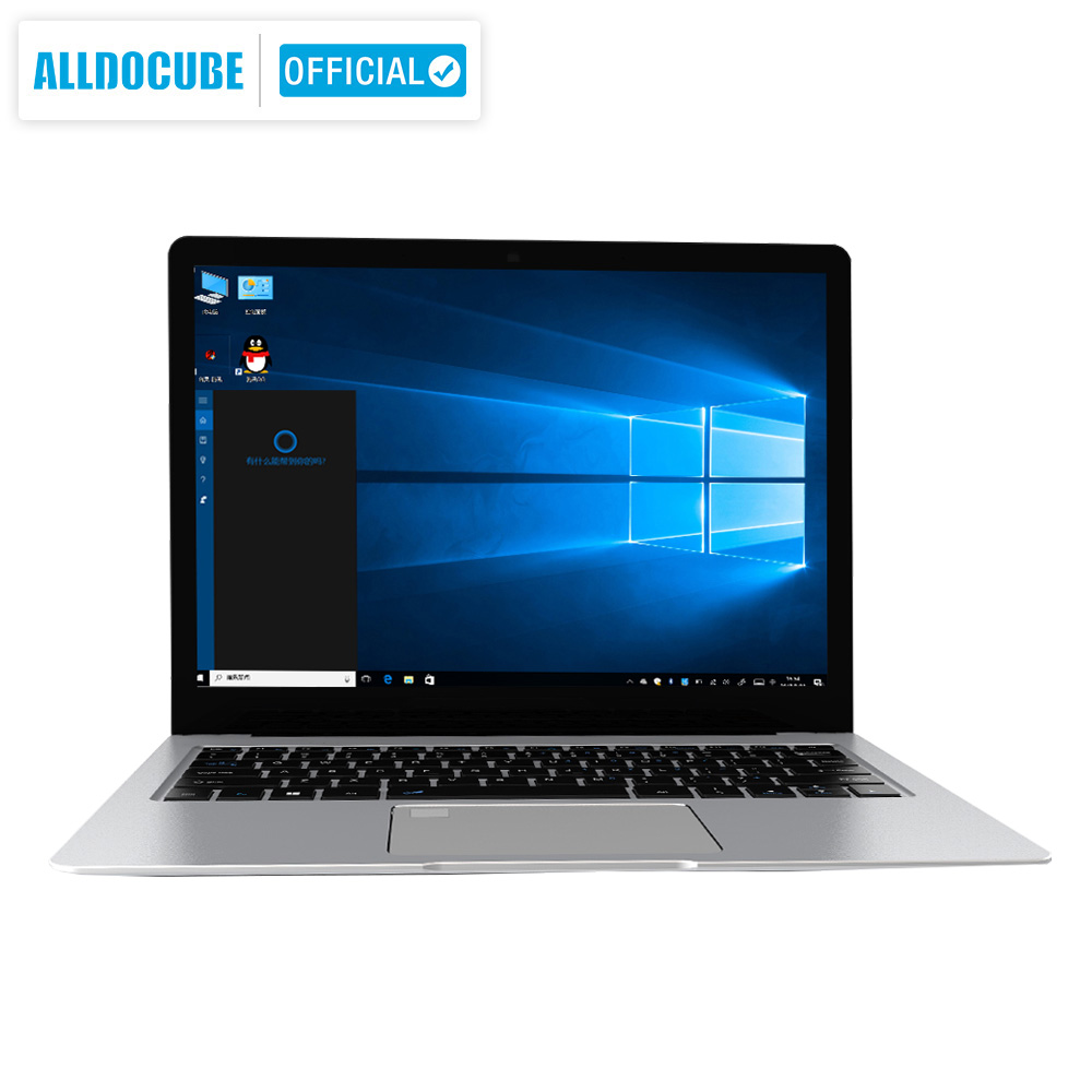 Alldocube Thinker 13.5 Inch Windows10 Laptop RAM 8GB ROM 256GB SSD  Intel Kabylake 7Y30 3K IPS Notebook Fingerprint Recogenition