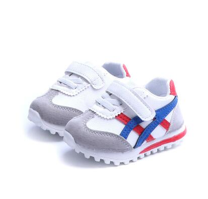 children sports shoes for boys girls baby toddler kids flats sneakers fashion casual infant soft shoe image