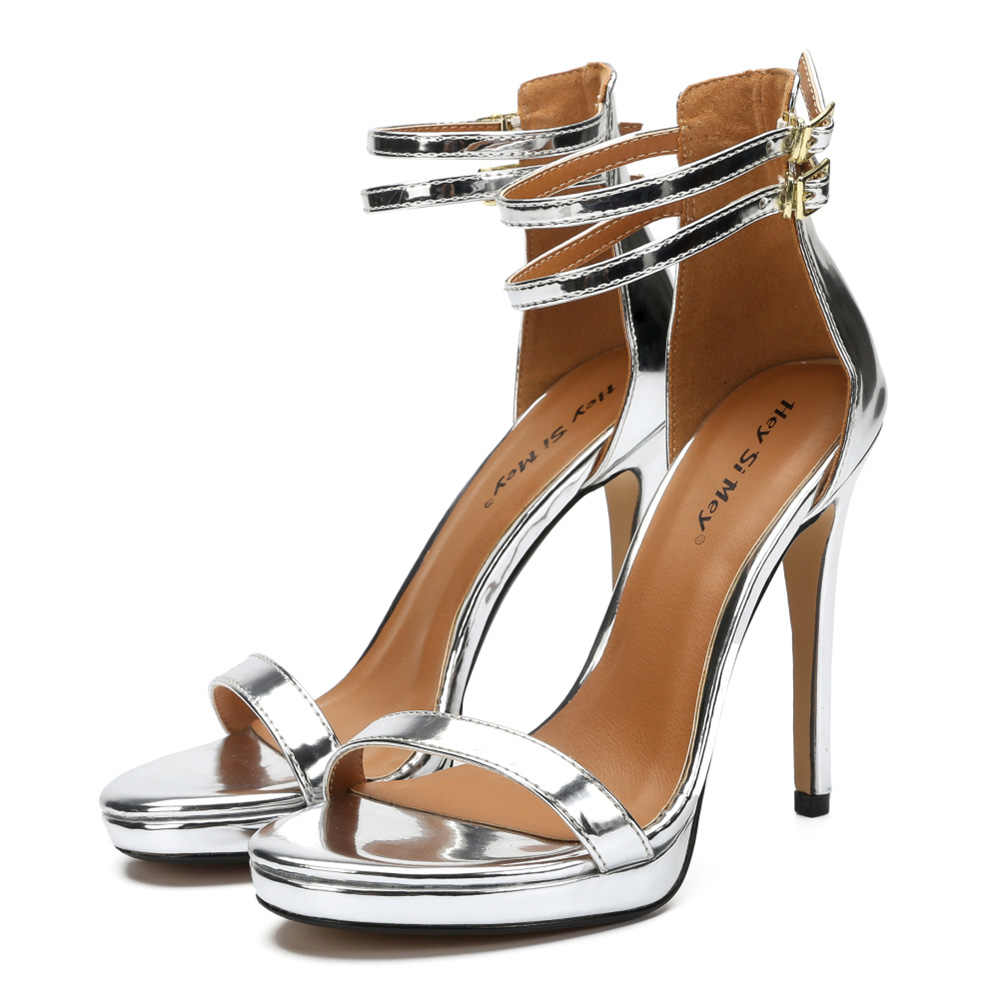 Ribbons HighThin Heels Character Shoes