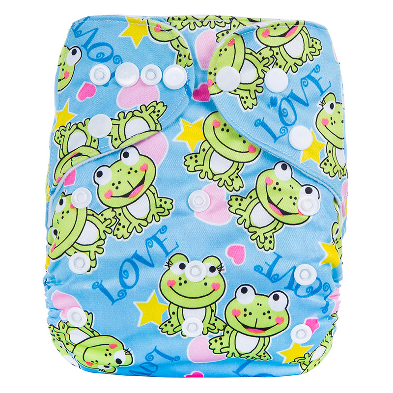 Wholesale Teen Organic Baby Diapers All In One Comfort Organic Baby Cloth Diapers Diaper Cloth Pants L18