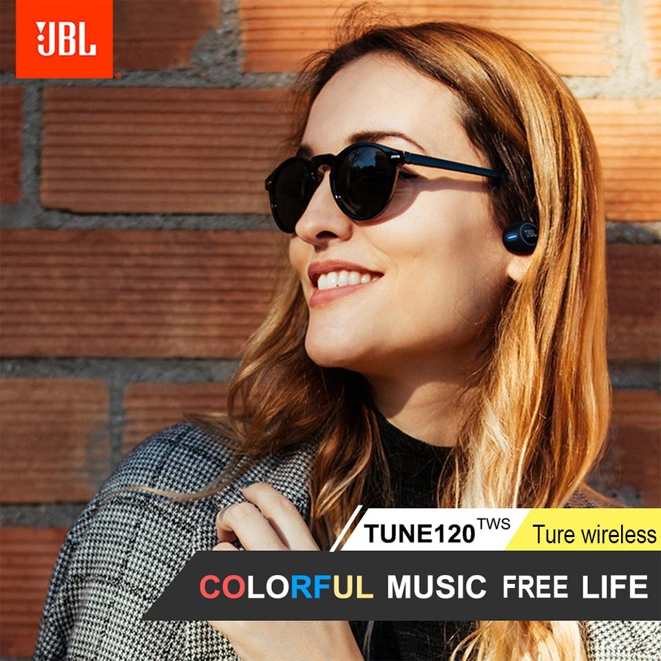 JBL Tune 120TWS - True Wireless in-Ear Headphone 4