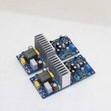 زوج واحد L25D IRAUDAMP9 IRS2092 IRFB4020, لوحة مكبر الصوت 250 واط * 2 8 أوم