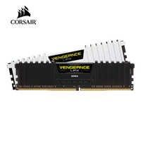 CORSAIR VENGEANCE LPX de PC Memoria RAM Memoria DDR4 8GB 16GB 32GB 2400MHz 3000MHz escritorio RAM 8G 16G DIMM negro blanco