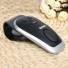 цена на USB Wireless Multipoint Bluetooth V3.0 Hands Free Car Speakerphone Speaker