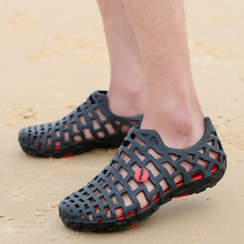 Summer Breathable Soft and Comfortable Non-slipWear Resistant Hole Shoe