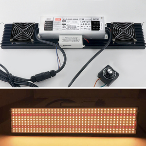 Image 4 - 240W 480W 720W Led Grow Light Lamp For Plants Full Spectrum Flowers Seedling Samsung LM301B LM301H Meanwell driver Growing light