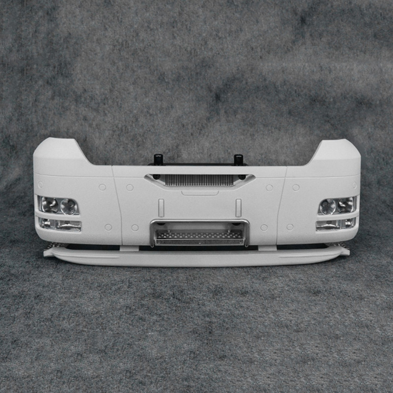 LESU Metal Front Lower Bumper for 1/14 TAMIYA RC MAN TGX Tractor Truck image