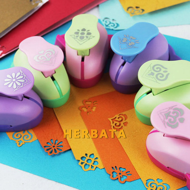 10 Designs Leaf Corner Scrapbooking Punch Diy Punch Cutter Hole Papel Scrapbook Paper Cortador Craft Hole Punch Puncher