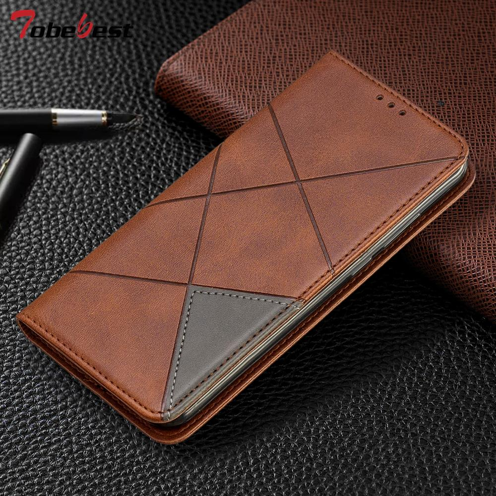 Tobebest Magnetic Wallet Leather <font><b>Case</b></font> For <font><b>Huawei</b></font> <font><b>Y6</b></font> <font><b>2019</b></font> <font><b>Case</b></font> <font><b>Cover</b></font> for <font><b>Huawei</b></font> Honor 8A 8a Flip <font><b>Cover</b></font> With Card Pocket image