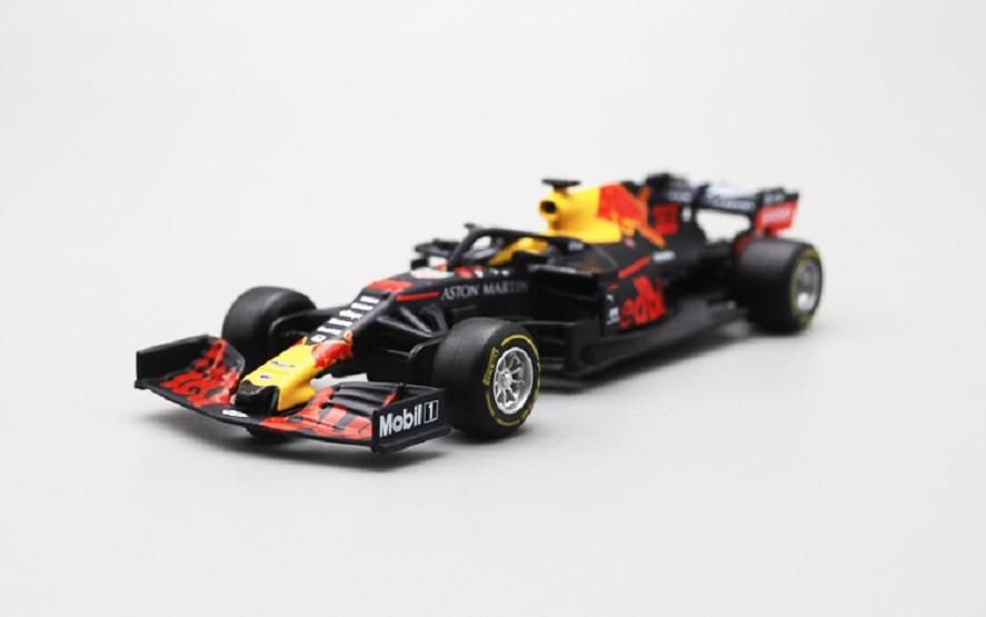 BBURAGO 1:43 2019 Red Bull RB15 Model Racing CAR #33 NEW IN BOX