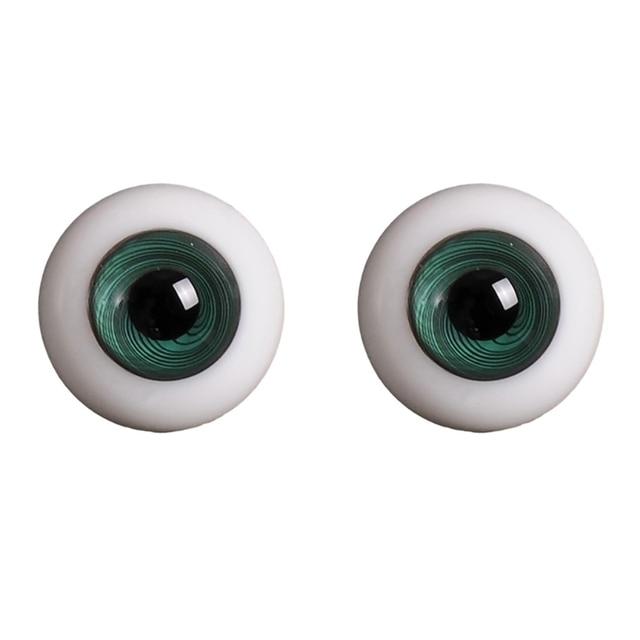 14mm 1/3 1/4 Doll Glass Eyes Doll Accessories Glasss Doll Eyeball 3
