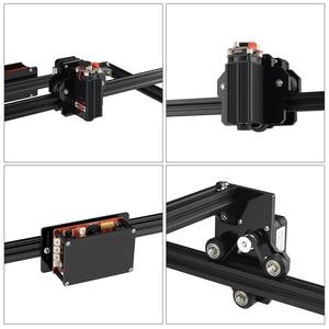 Image 3 - CNC Totem 12V 30*40cm 2500MW 5500MW Mini Laser Engraving Machine 2Axis DIY Engraver Desktop Wood Router/Cutter/Printer
