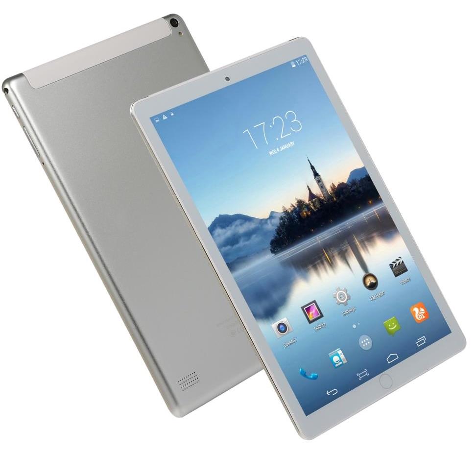 10.1 Inch Ten Core Anrdoid 8.0 Tablet PC 6G+128GB  4G Call Phone Tablet WiFi GPS Bluetooth Dual SIM 1280*800 IPS Screen