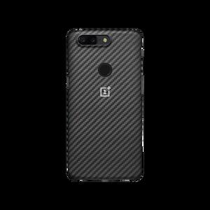 Image 5 - Original Official For OnePlus 5T Genuine Sandstone Karbon Matte Slim Back Skin Hard Case Cover