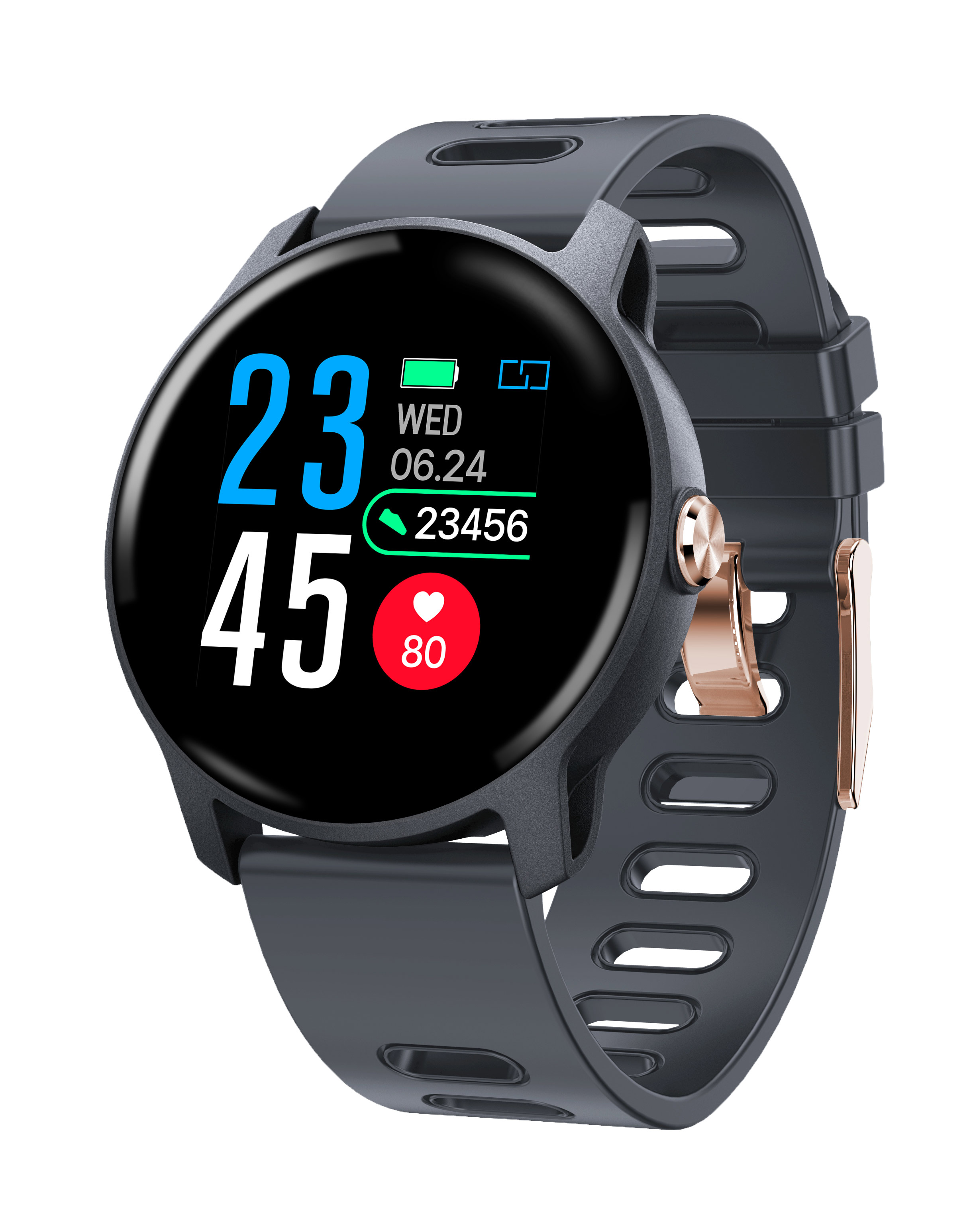 Willgallop S08 Smart Watch Ip68 Waterproof Heart Rate Monitor smartwatch Bluetooth Smartwatch Activity Fitness tracker Band