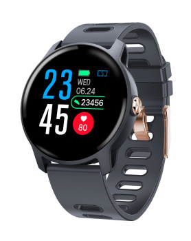 Willgallop S08 Smart Watch Ip68 Waterproof Heart Rate Monitor smartwatch Bluetooth Smartwatch Activity Fitness tracker Band t80 smart watch women men sports fashion ip68 waterproof activity fitness tracker heart rate smartwatch vs p68 p70 p11 smartband
