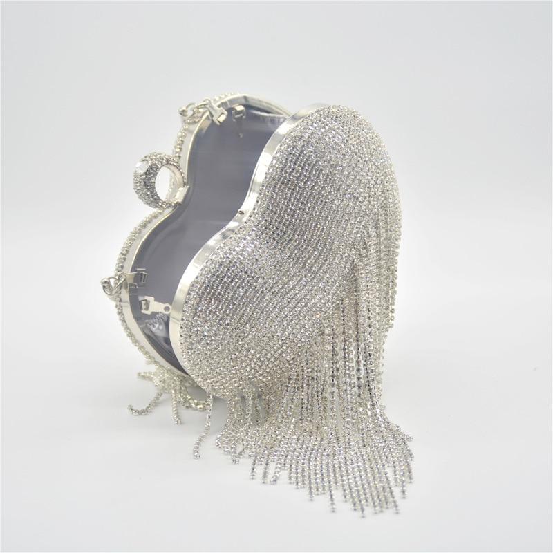 designer saco coração-em forma de bolsas e