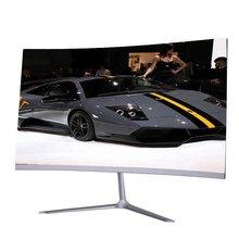 27 monitores de tela do computador do curvo de pulgadas 27 monitor do jogo da polegada 2k 144hz