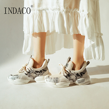 Womens Sneakers Woman Shoes Fashion  4.5cm Off White