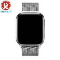 42mm Bluetooth חכם שעון סדרת 4 1:1 SmartWatch מקרה עבור iOS אנדרואיד אפל שעון iphone קצב לב אק