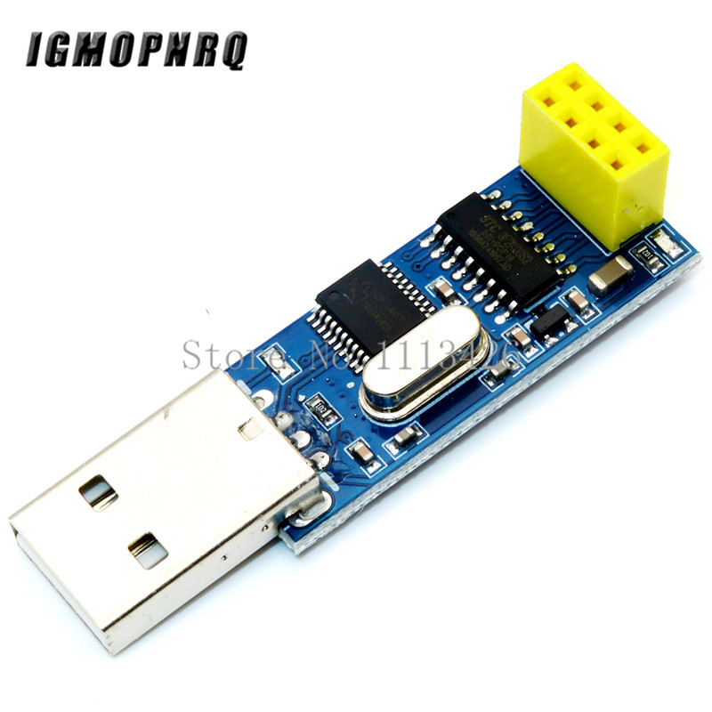 CH340T USB zu Serial Port Adapter Board + 2,4G NRF24L01 + Wireless Modul Für Arduino