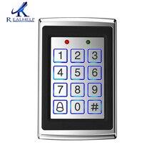 1000/8000 Users Keypad Access Controller Single Door Control  Code Access Device Digital RFID Door Access Control System