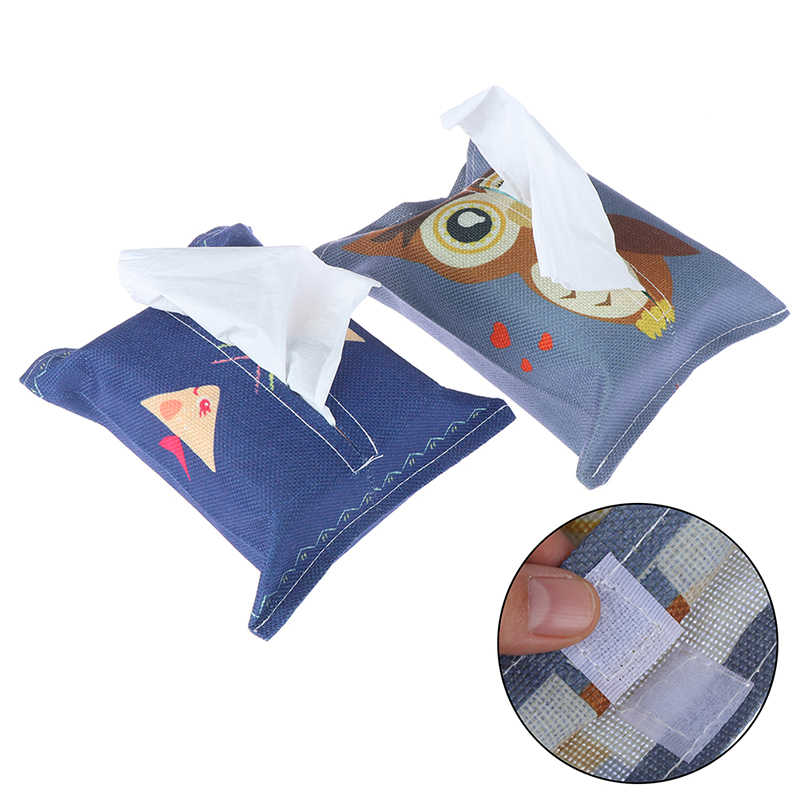 Car Creative Cotton Tissue Box Automobile Interior Accessories  Car ornaments Vehicle