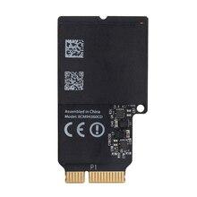 """Adaptador inalámbrico de CA para Broadcom BCM94360CD 802.11ac, Wifi, bluetooth, Mini PCI E, WLAN de 1300Mbps + tarjeta BT 4,0 para iMac de 21,5 """"/27"""""""