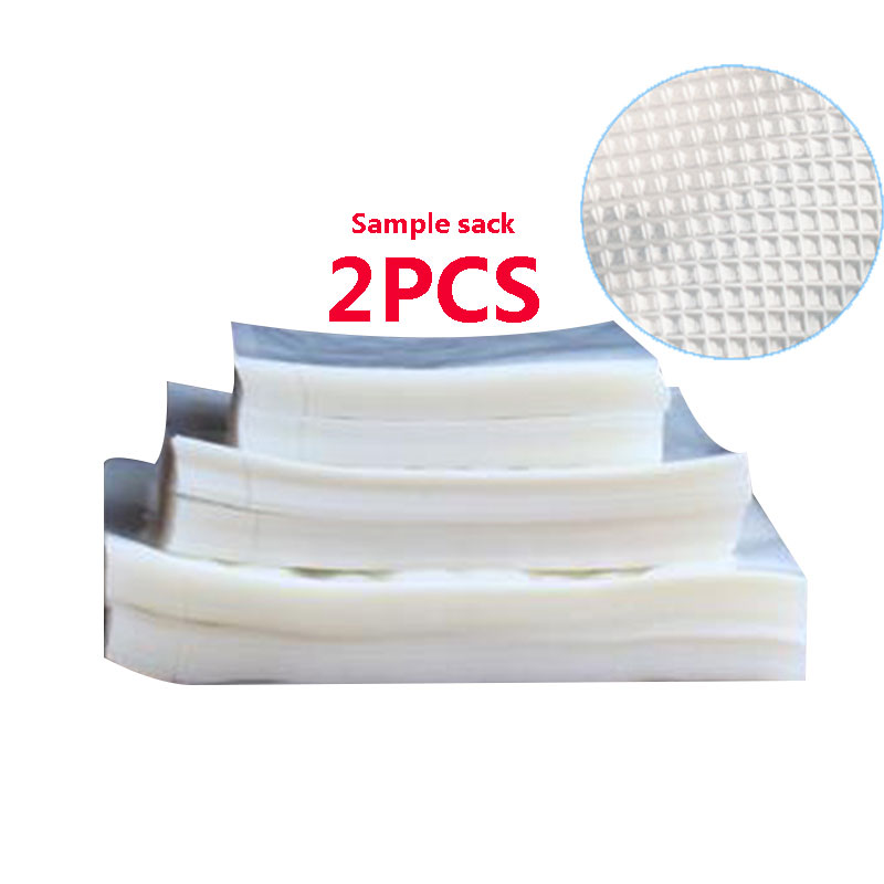 2pcs/lot Kitchen Food Vacuum Sealer Packaging Bag Vacuum Plastic Bag Food Storage Bags Home Vacuum Sealer Kitchen Accessories
