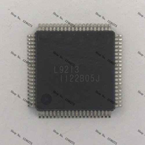 4pcs/lot  L9213 QFP80 100% New Original
