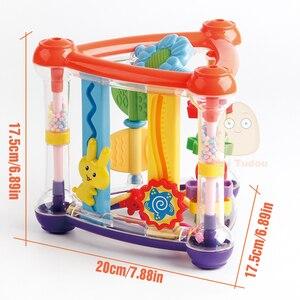 Image 5 - Развивающие игрушки для детей 0 12 месяцев, развивающие подвесные игрушки погремушки для новорожденных мальчиков и девочек