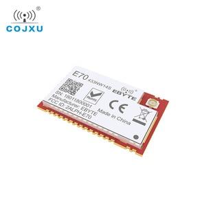 Image 5 - E70 433NW14S estrella redes CC1310 433 mhz SMD transceptor inalámbrico IoT 14dBm 433 mhz IPEX antena transmisora y receptor