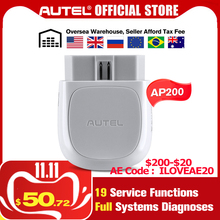 Autel Code-Reader Obd2-Scanner Bluetooth Diagnoses Autovin MX808 Full-Systems Wholesale-Price