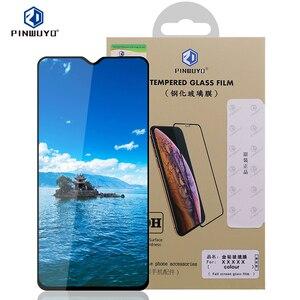 Image 5 - Pour Xiaomi Redmi Note 8 Pro verre trempé couverture plein écran verre trempé protecteur décran pleine protection