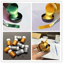 20g Plaster Paint Ceramic Surfaces Painted For DIY Car Aromatherapy Plaster Ceramic Stone Artwork Coloring