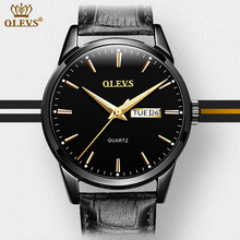 TOP Brand luxury OLEVS Fashion Watch men