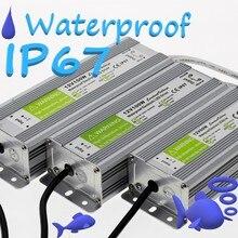 12V Power Supply 12V Lighting Transformers AC 110 220 V Adapter Lighting Transformers DC Outdoor Rainproof Waterproof