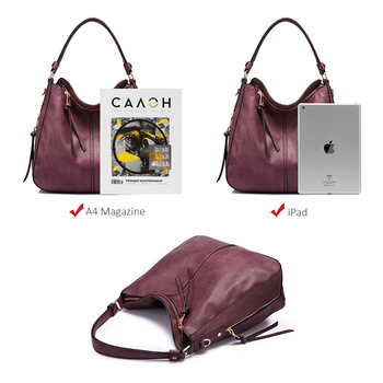 REALER Messenger Handbags 5